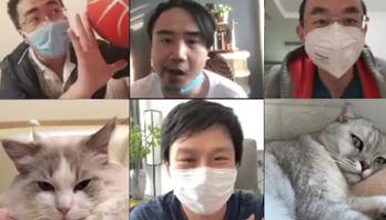 疫情期间在家办公和老板视频会议究竟有多难?